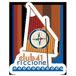 Logo Club 41 Riccione