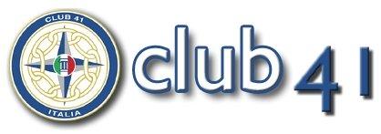 Logo Club 41 Nazionale